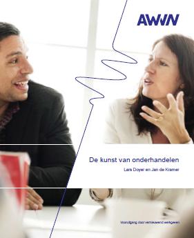 Kunst van onderhandelen, uitgave AWVN, editie 2016