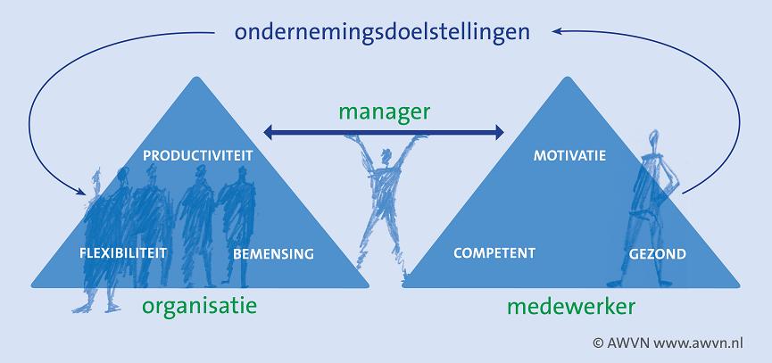 Afbeelding: schematische voorstelling