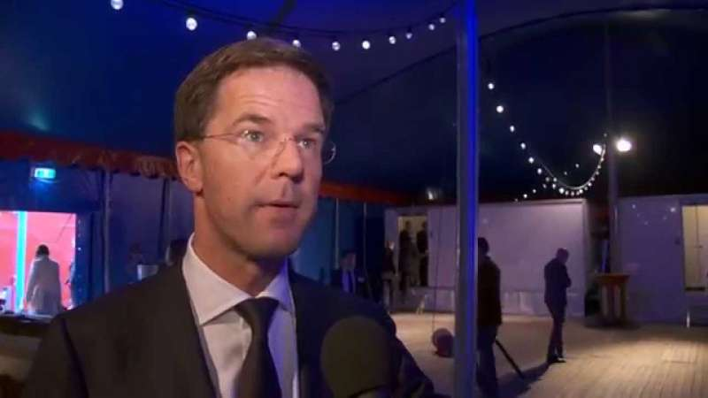 Mark Rutte over deze training