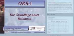 ORBA in het Duits, Frans en Tjechisch
