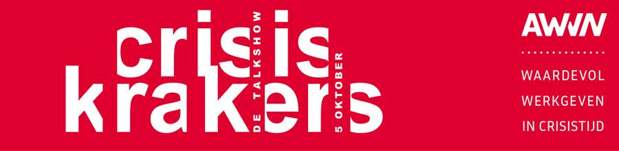 Crisiskrakers banner