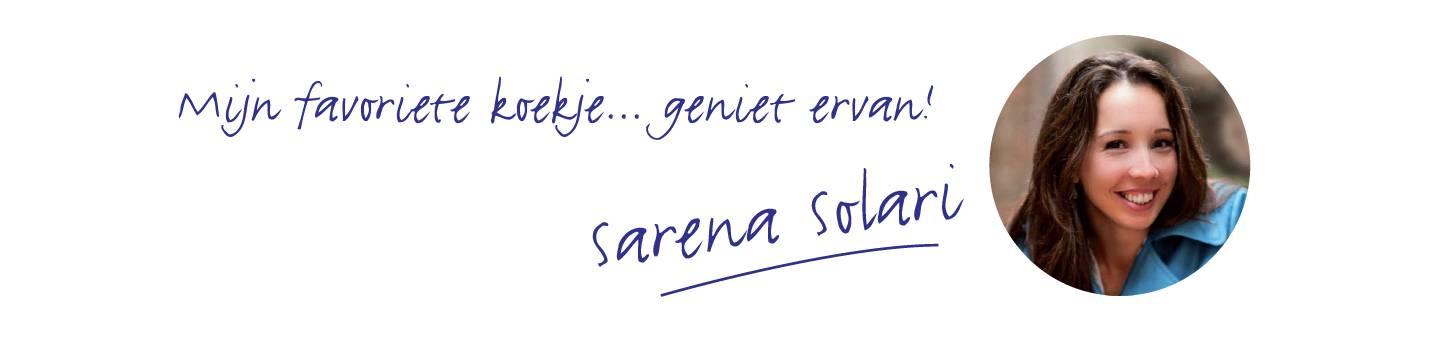 AWVN-jaarcongres 2021 Sarena Solari recept