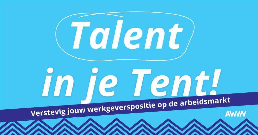 Talent in je tent